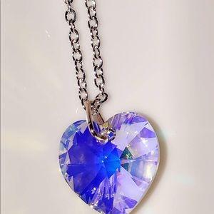 Swarovski Gemstones necklace's